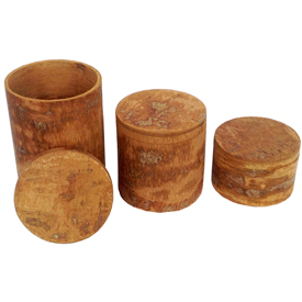Cinnamon Bark Boxs Plain crafted by Artisans in Vietnam