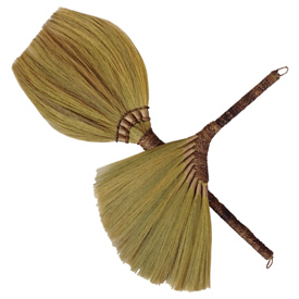 Handmade Brooms from Philippines