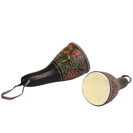 gourd tambor maracas from peru fair trade handmade instrument percussion rumba shakers. Black Bedroom Furniture Sets. Home Design Ideas