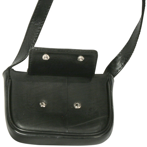 Convertible Waist Pack Shoulder Bag 9