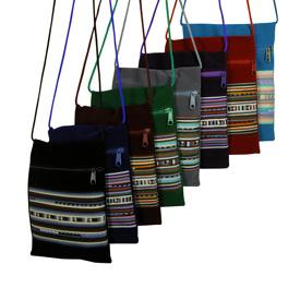 All Passport Bags<br width=275 >handmade in Thailand