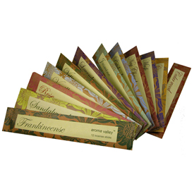 Masala Incense Sticks each stick is 8'' long handmade in India