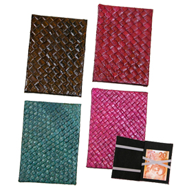 Magic Wallets from Philippines Wallets Measure - 4 5/8'' long x 3 1/4'' wide x 3/8'' thick currency not included