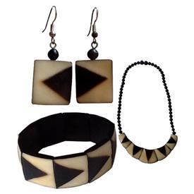 Tagua V Design Collection from Ecuador
